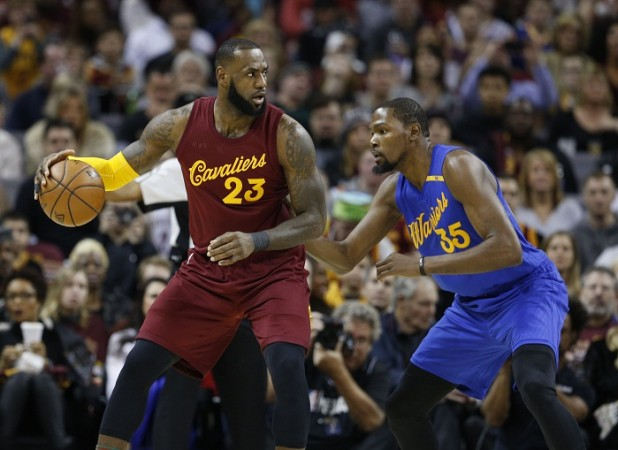 NBA Christmas day results: Cavaliers beat Warriors by 1 point ...