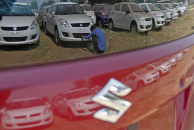 Maruti Suzuki net rise slows to 4.4% on GST, expenses
