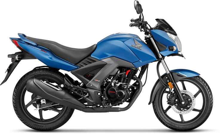 2017 Honda CB Unicorn 160 launched with BS-IV engine, new ...