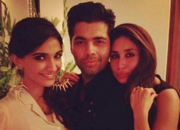 Kareena Kapoor Khan, Sonam Kapoor, Veera Di Wedding, Koffee With Karan