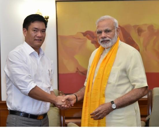Another twist: Arunachal CM Pema Khandu's job in threat