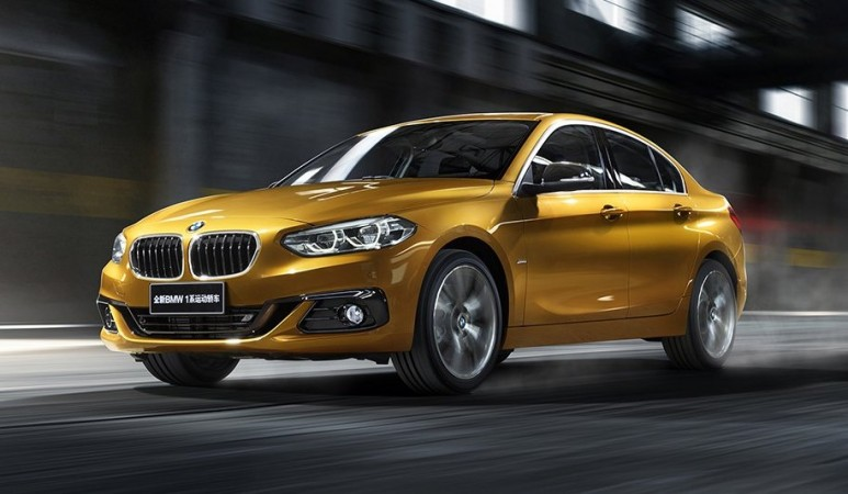 BMW 1 Series sedan likely to be launched in India