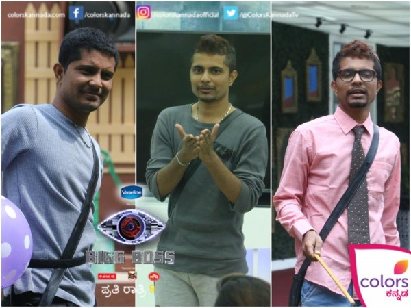 Bigg Boss 4 Kannada: Will Pratham fail to enter the grand finale ...