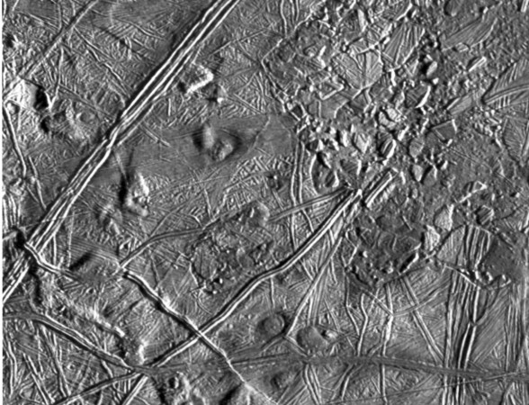 Extraterrestrial Life Hiding On Europa, NASA Believes