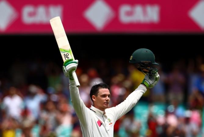 Australia's Warner achieves rare Test feat with rapid century