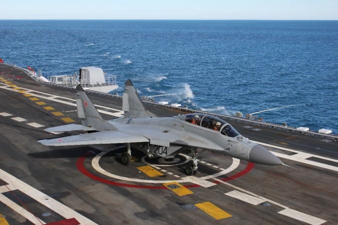 MiG-29KUB