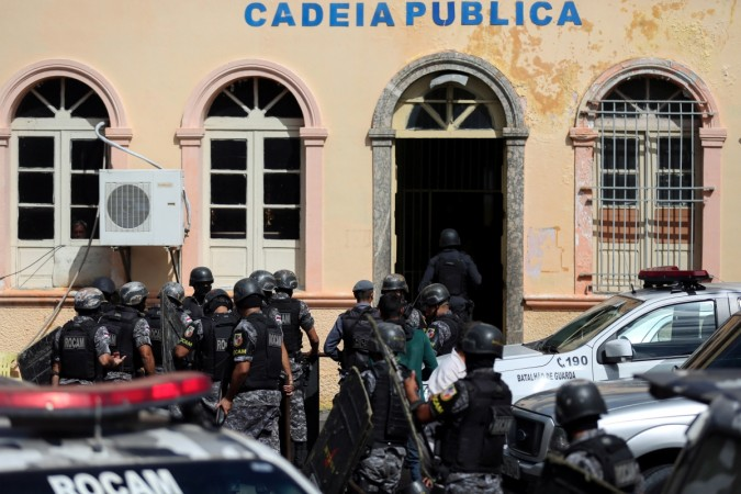 brazil prison deaths