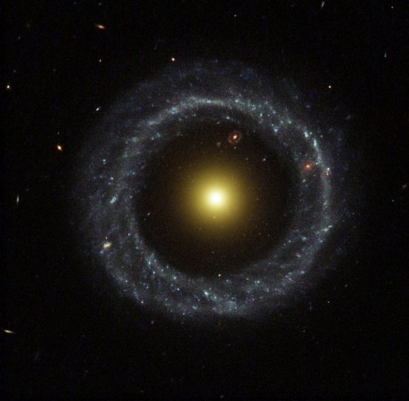 Hoag's Object: Nasa finds similar rare galaxy