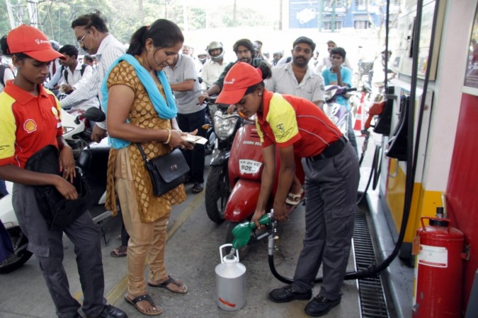 P Chidambaram hits out at 'anti-consumer' Centre over fuel prices