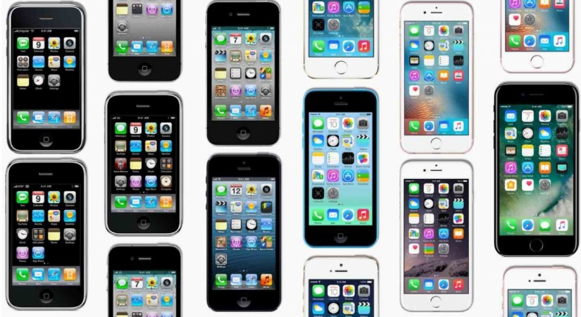 Apple, iPhone at 10, iPhone 8, Microsoft, Nokia, Motorola, Xiaomi, Lenovo, Samsung