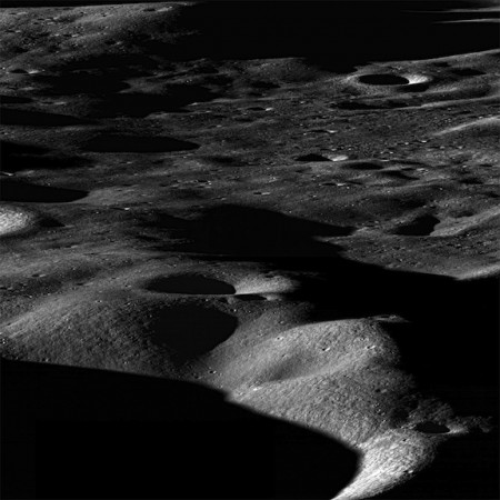 nasa, Moon, Cabeus crater