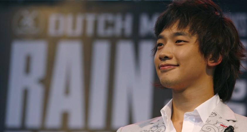 south korean pop star