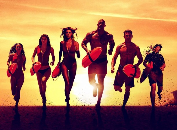 Priyanka Chopra Ups the Hotness Quotient in 'Baywatch' Motion Poster