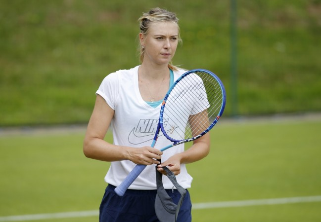maria sharapova, tennis