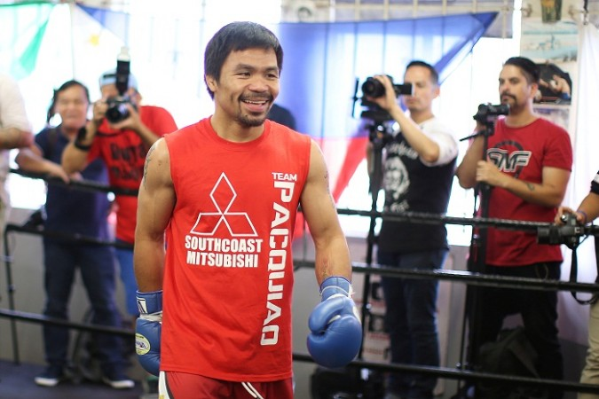 Manny Pacquiao, Jeff Horn, Bob Arum, Boxing,Boxing news