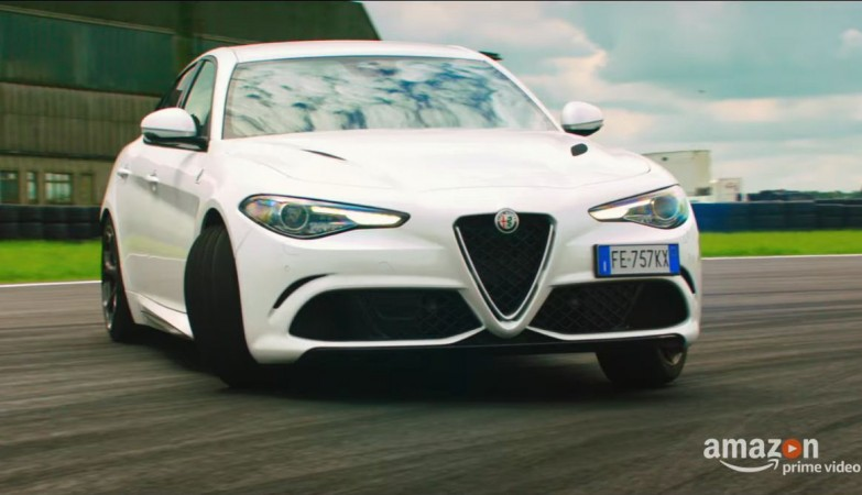 supercars of the grand tour episode 10 jeremy clarkson goes gaga over alfa romeo ibtimes india. Black Bedroom Furniture Sets. Home Design Ideas
