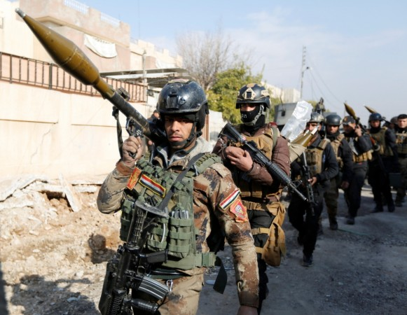 Iraq launches offensive to liberate western Mosul from Islamic State