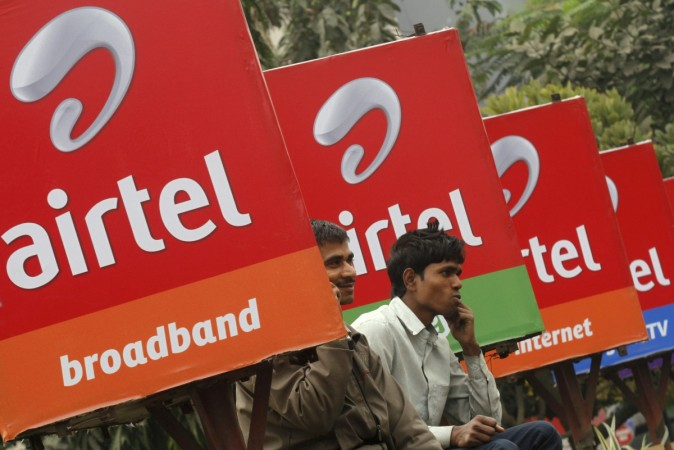 Bharti Airtel's voice and data offerings Reuters