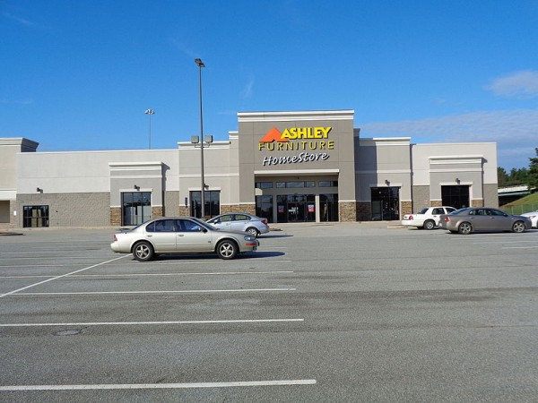 Ashley Furniture, USA, furniture stores