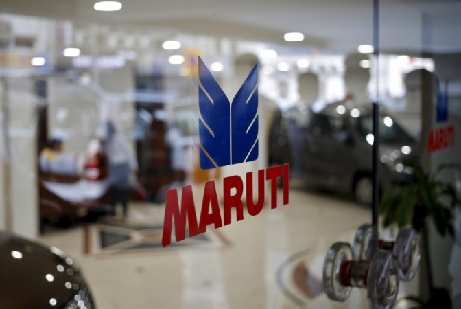 India's Maruti records 4.4% rise in profit