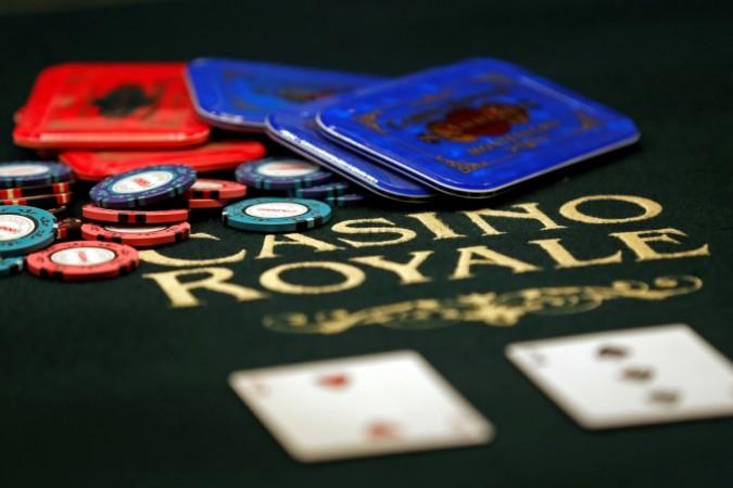 casino company stocks india