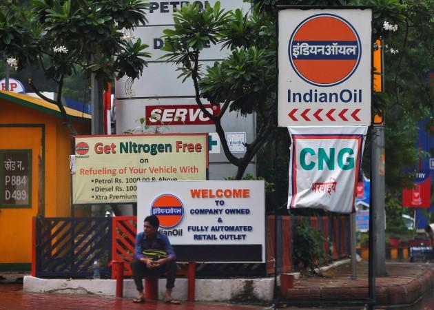 India oil consumption
