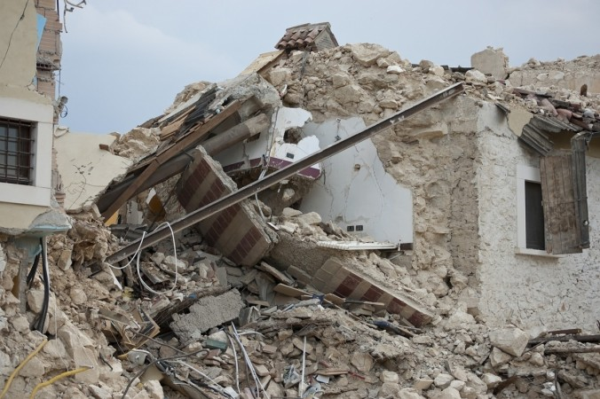 Ten Earthquakes Hammer Italy in Four Hour Span