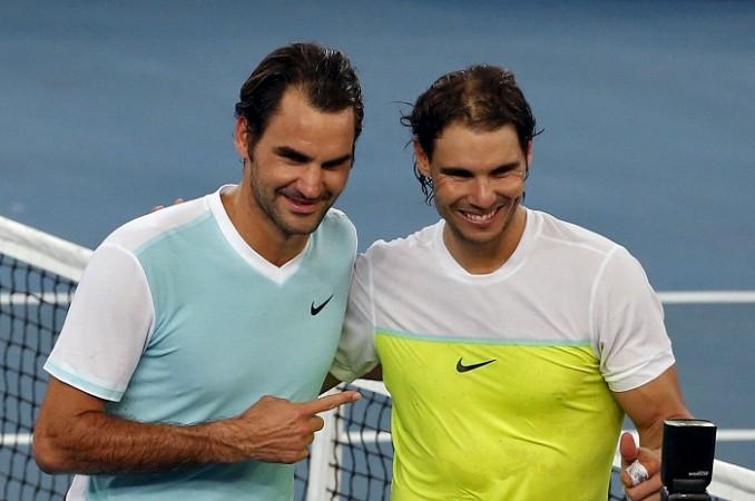 Australian Open, Australian Open results, Roger Federer, Rafael Nadal, Roger Federer vs Rafael Nadal