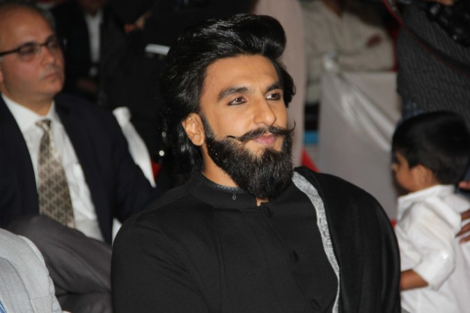 Ranveer Singh, Temper