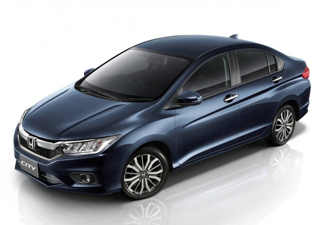 2017 Honda City Facelift India Launch Likely In February; Bookings Started  Unofficially