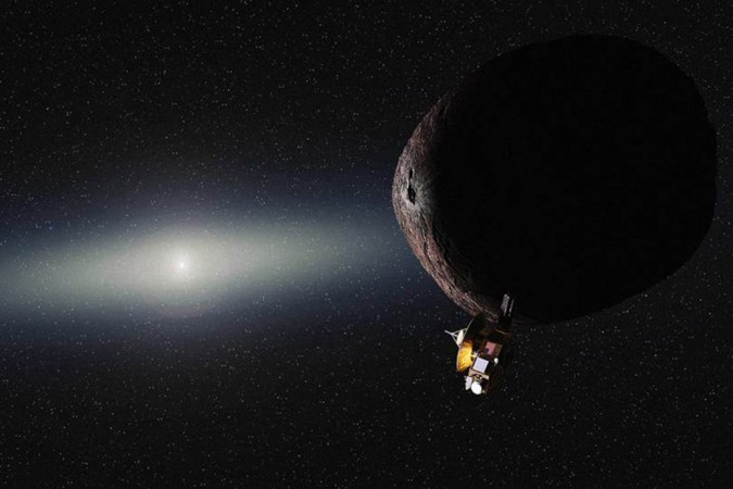 Kuiper Belt object, 2014 MU69