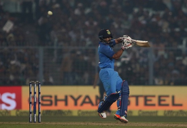 Kedar Jadhav India cricket England cricket India vs England ODI series Virat Kohli
