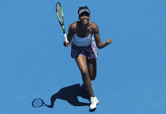 Image result for images of venus williams at the 2017 australian open