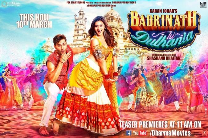 Watch Badri Ki Dulhania Full Movie Online