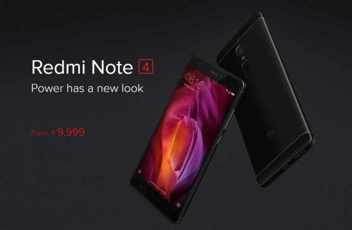 Download Xiaomi Redmi Note 4 Stock Wallpapers: Xiaomi Redmi Note 4 Runs Out Of Stock Again: Here's When