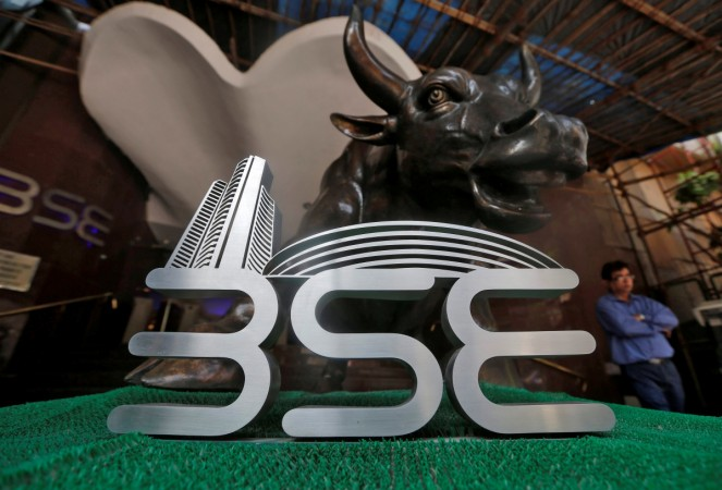 Sensex retreats from record, but ends marginally up