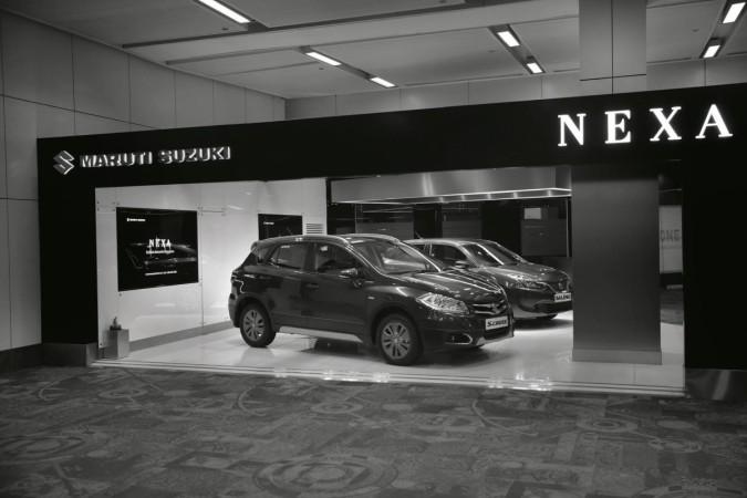 Maruti Suzuki's NEXA sells 1.75 lakh vehicles within 18 months
