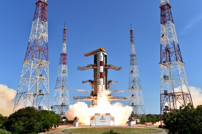 ISRO's PSLV-C34 launches 20 satellites at one go