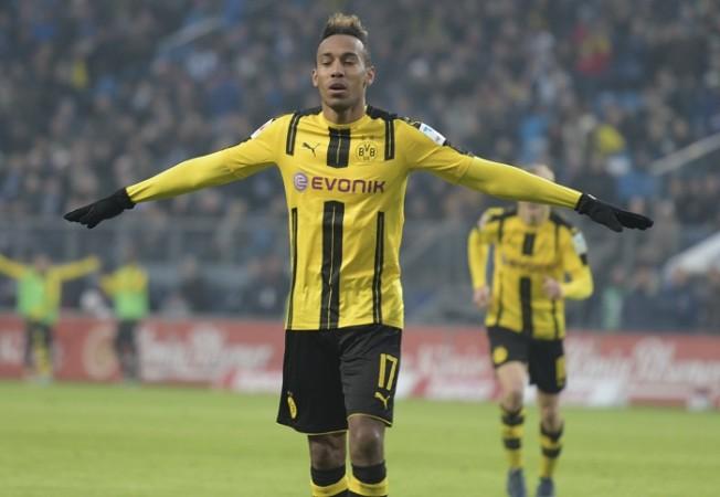 Pierre-Emerick Aubameyang confirms summer move