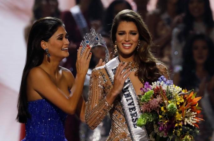 Miss France Iris Mittenaere is new Miss Universe