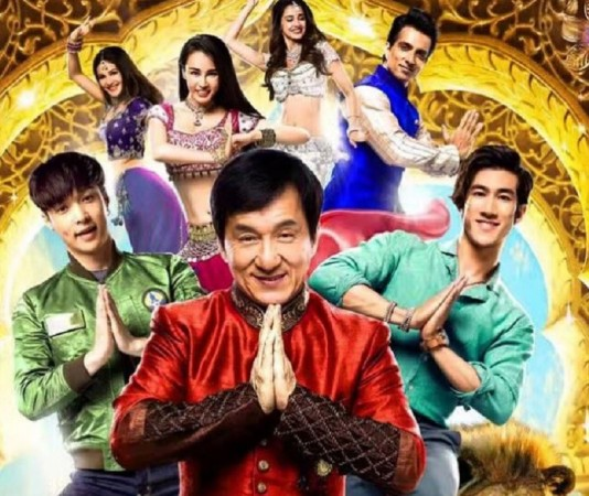 Kung Fu Yoga 5th Day Box Office Collection