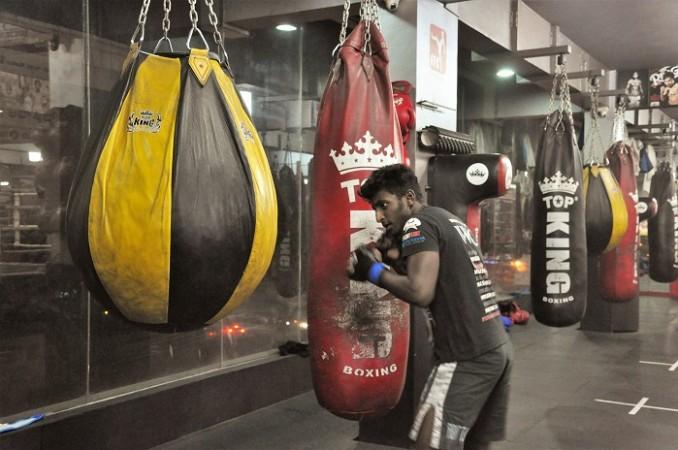 Fight Fitness Club, Bangalore boxing,