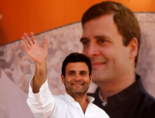 Narendra Modi government promoting crony capitalism: Rahul Gandhi