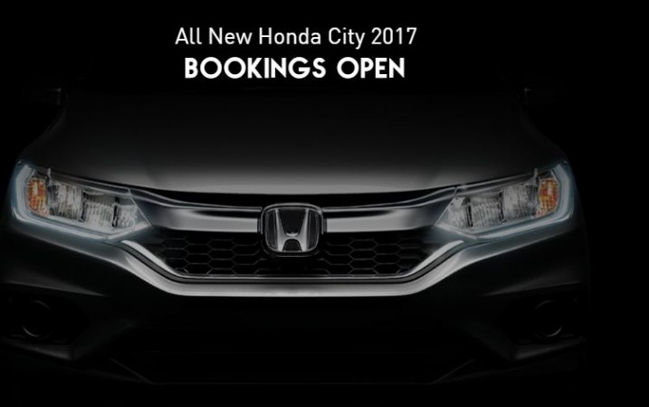 2017 Honda City Facelift Demo Cars Hit India Dealerships, Set For Launch