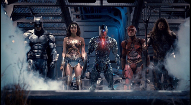 Justice League movie TRAILER: Full explosive promo arrives in full - WATCH HERE