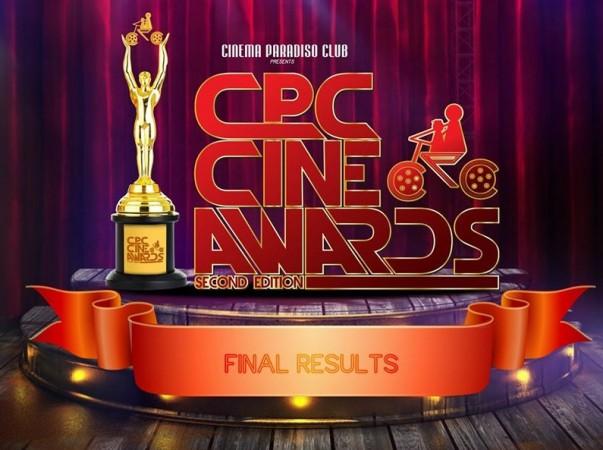 Cinema Paradiso Club, CPC cine awards