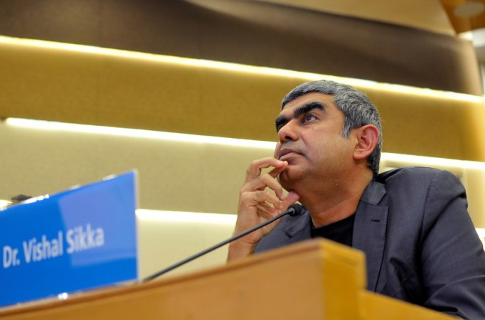 Another setback for Infosys; head of Innovation Fund quits