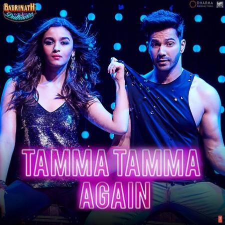 Tamma Tamma Again song, Badrinath Ki Dulhania