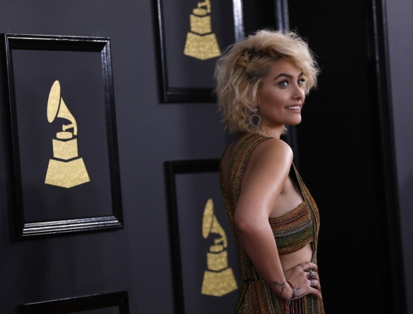 Paris Jackson strips NAKED for eye-popping sunbathing snap before slamming online backlash