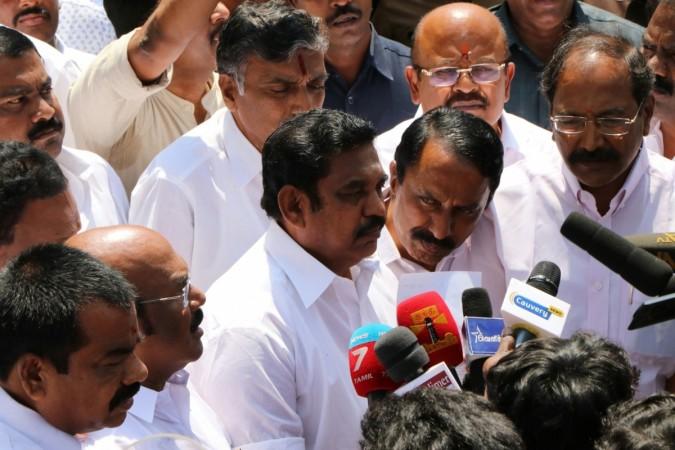 Dhinakaran camp seeks trust vote — AIADMK merger